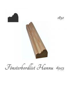 Fönsterbordlist Hannu
