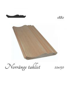 Norrängetaklist