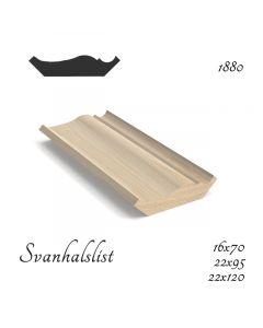 Svanhalslist